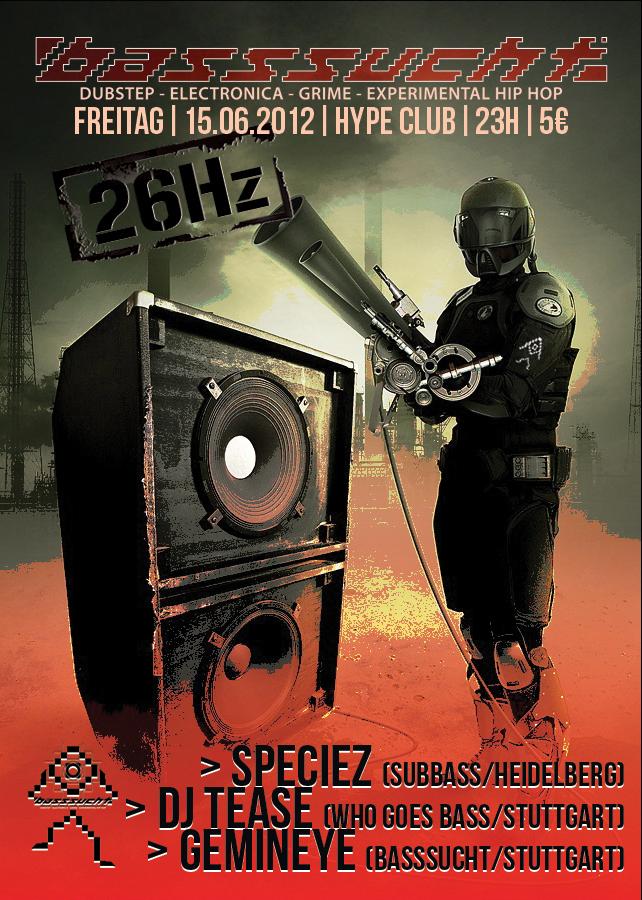 Basssucht26hz